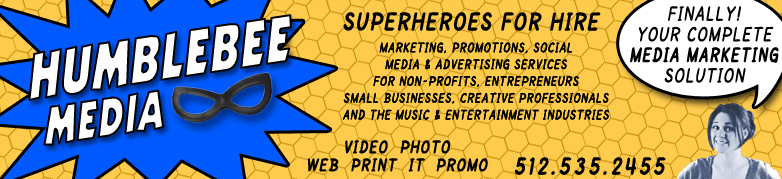 Humblebee Media - Superheroes for Hire
