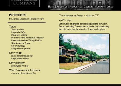Real Estate Company