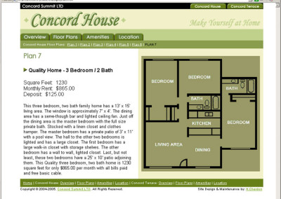 Concord Summit Apartment Homes