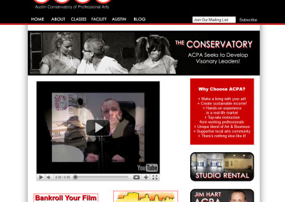 Austin Conservatory of Professional Artists