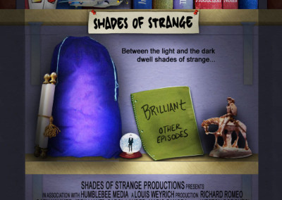Shades of Strange Brilliant Telelvision Production