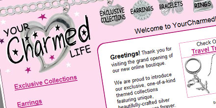 Your Charmed Life Jewelry